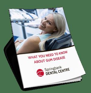 gum disease  guide cover
