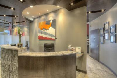 oral surgeon office