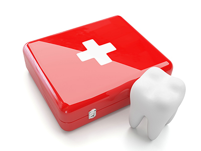 Dental Emergencies kit