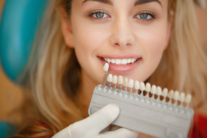 dental chair for cosmetic dentistry in southwest calgary